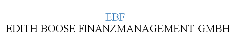 Edith Boose Finanzmanagement GmbH
