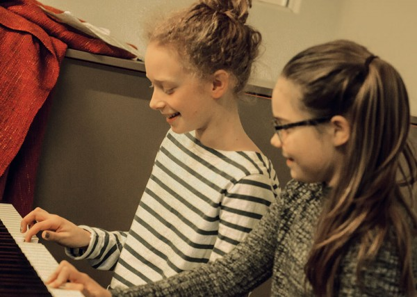 Klavier Tastenspaß Musica Altona Jugendkunsthaus Esche
