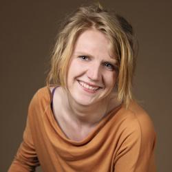 Kursleiterin Anna Friederike Schröder