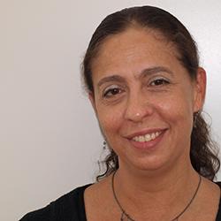 Kursleiterin Serena Kahnert