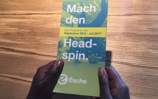 Esche Jugendkunsthaus Programm 2016 2017