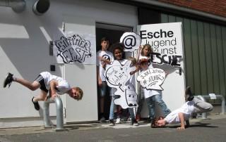 Einladung Sommerfest Esche 9. Juli 2016