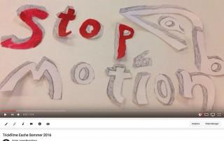 Stop Motion Lab Trickfilm Kurs Esche Jugendkunsthaus