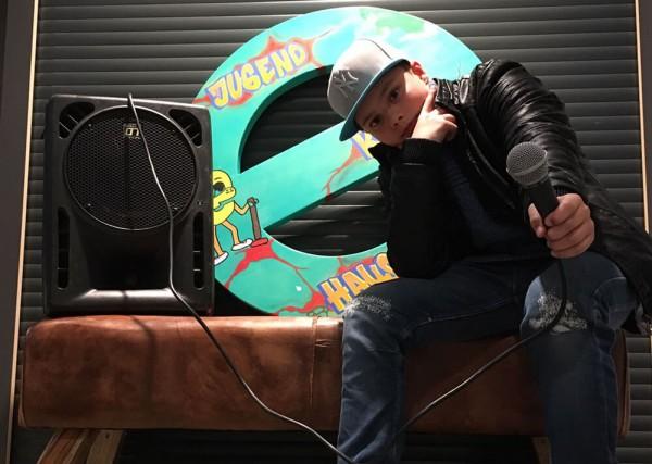 Rap Workshop HipHop Kurs Jugendkunsthaus Esche D-Flame DeluxeKidz