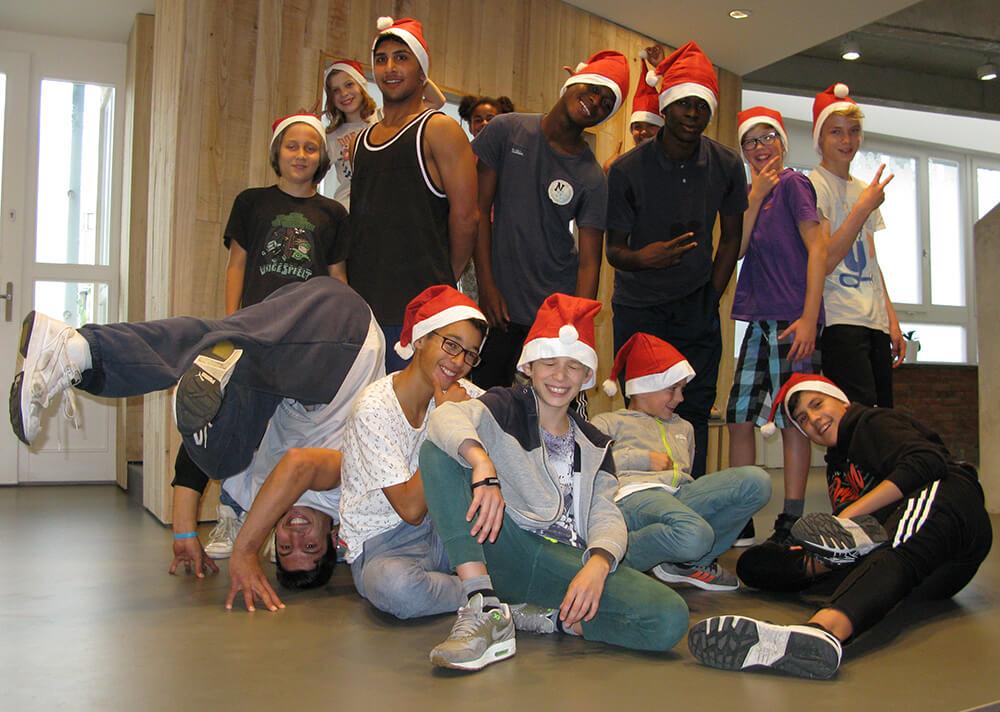 Weihnachten Esche Jugendkunsthaus Feiertage