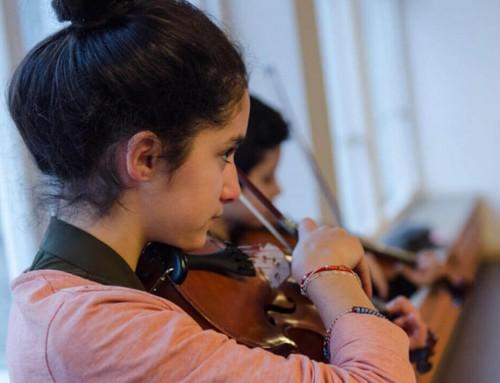 Musica Altona @ Esche – Altonaer Geigensterne