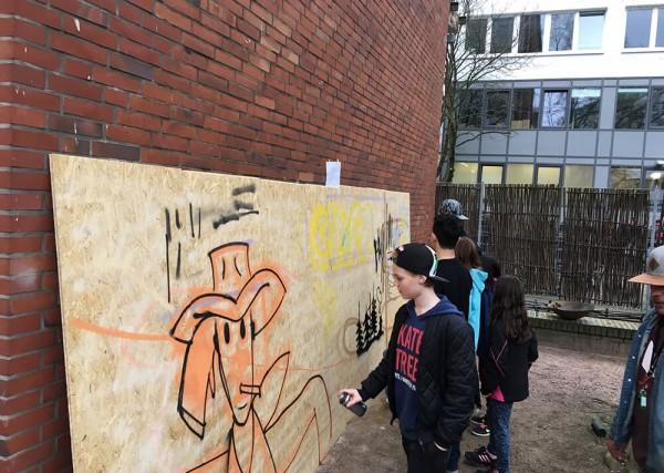 Can-Corner-Lucky-Luke-Jugendkunsthaus-Esche-2017