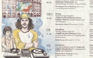 DJ Saint One Plattenkratzer Kurs Workshop Esche Jugendkunsthaus