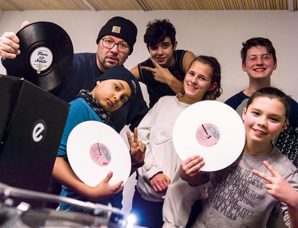 Plattenkratzer – DJ-Kurs
