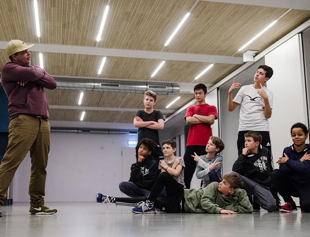 Kingstylez – Breakdance für Fortgeschrittene