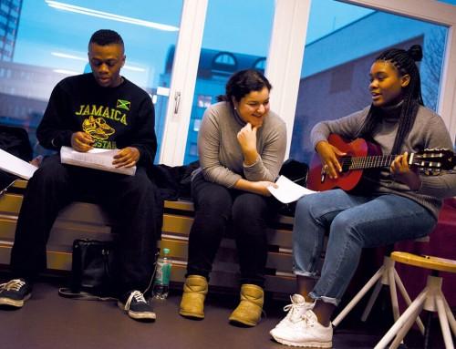 Songwriting – Sing- und Schreibwerkstatt