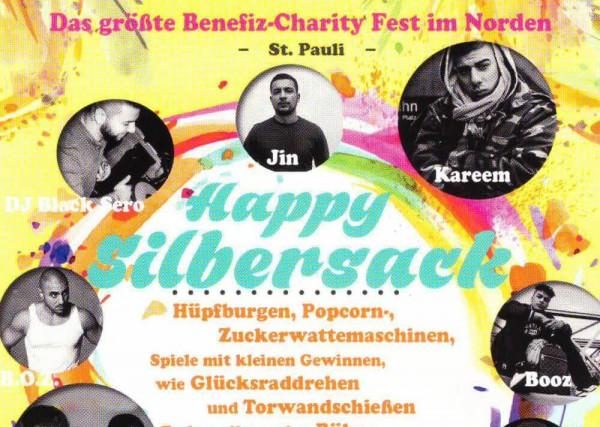 Happy Silbersack Straßenfest Breakdance Jugendkunsthaus Esche