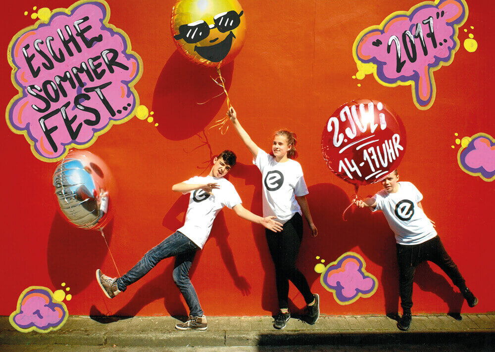 Sommerfest 2017 Esche Jugendkunsthaus