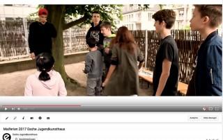 Mai Ferienprogramm Ferien Breakdance Graffiti Film Esche Jugendkunsthaus