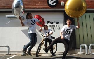 Sommerfest Esche Jugendkunsthaus