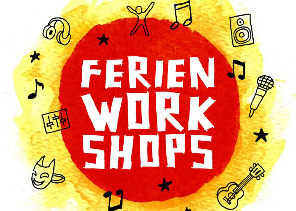 Ferien Programm Workshop Tanz Musik Jugendkunsthaus Esche