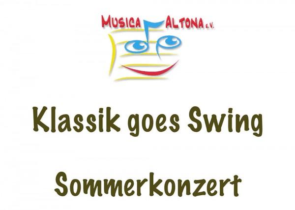 Musica Altona Konzert Esche Jugendkunsthaus Geige Klavier