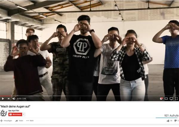 Pop To Go Rap Video Esche Jugendkunsthaus