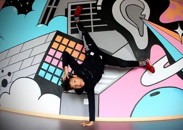 neues Schuljahr Breakdance Esche Jugendkunsthaus