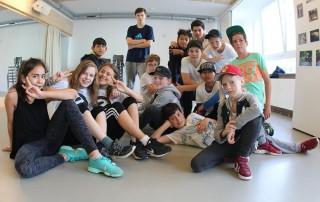 Sommerferien 2017 Breakdance Graffiti Esche Jugendkunsthaus