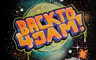 Back2Four HipHop Jam Esche Jugendkunsthaus Beat Boy Delles DeluxeKidz