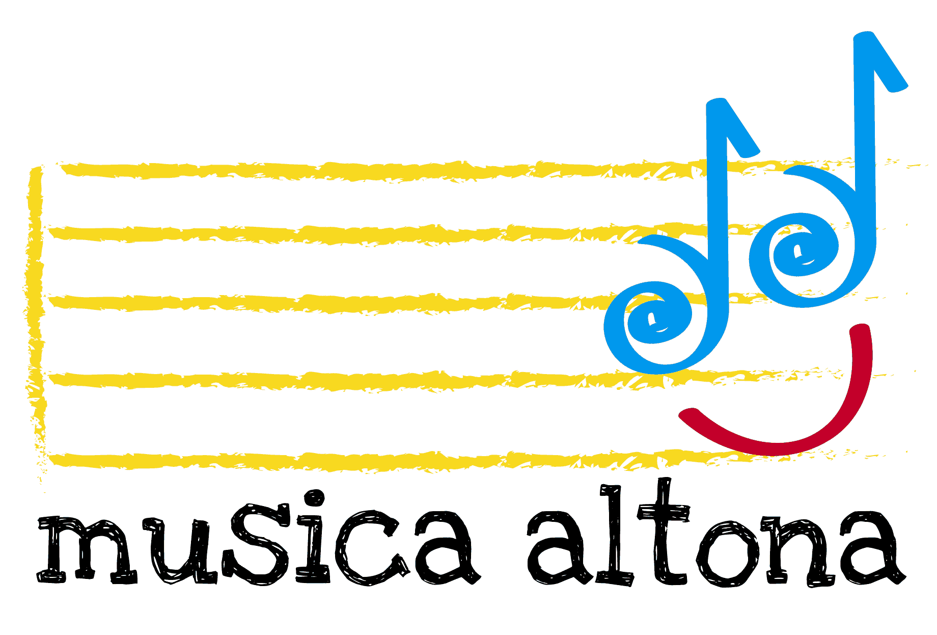 Logo Musica Altona partner Esche Jugendkunsthaus 2018