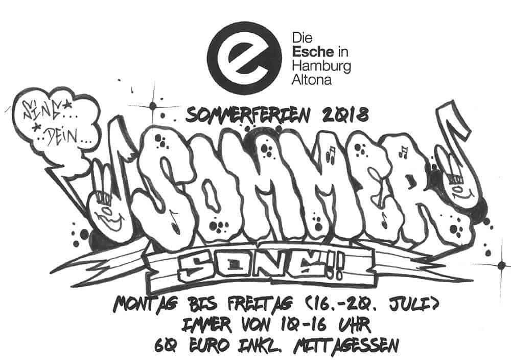 Gesang Laura Elisa Ferienprogramm Esche Jugendkunsthaus