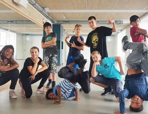 Fresh Rockers – Breakdance für Anfänger