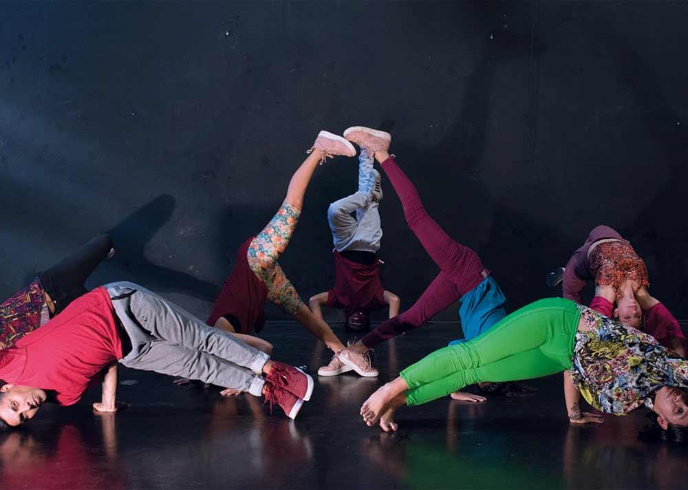 Fuera de Foco Kinderkulturkarawane Esche Jugendkunsthaus Tanz Beatbox Herbstferien