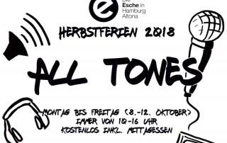 Gesang Ferienprogramm Chor Esche Jugendkunsthaus Herbstferien
