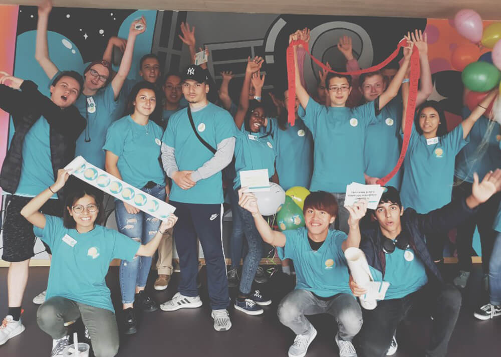 Sommerunternehmer Futurepreneur Esche Jugendkunsthaus Sommerferien 2018