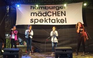 Maedchenspektakel HausDrei Esche Jugendkunsthaus Tanz Gesang Chor