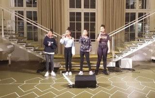 Tumult im Thalia Theater Esche Jugendkunsthaus November 2018