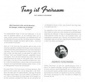 kju LAG Kinder-und Jugendkultur Magazin Presse Editorial