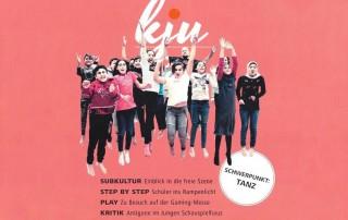 kju LAG Kinder-und Jugendkultur Magazin Presse
