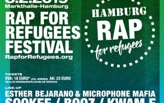 Rap for Refugees DeluxeKidz Esche Jugendkunsthaus