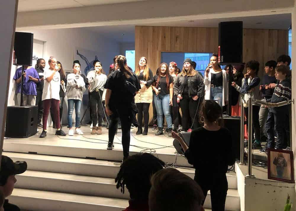Esche-Abend Förderkreis 2019 Esche Jugendkunsthaus