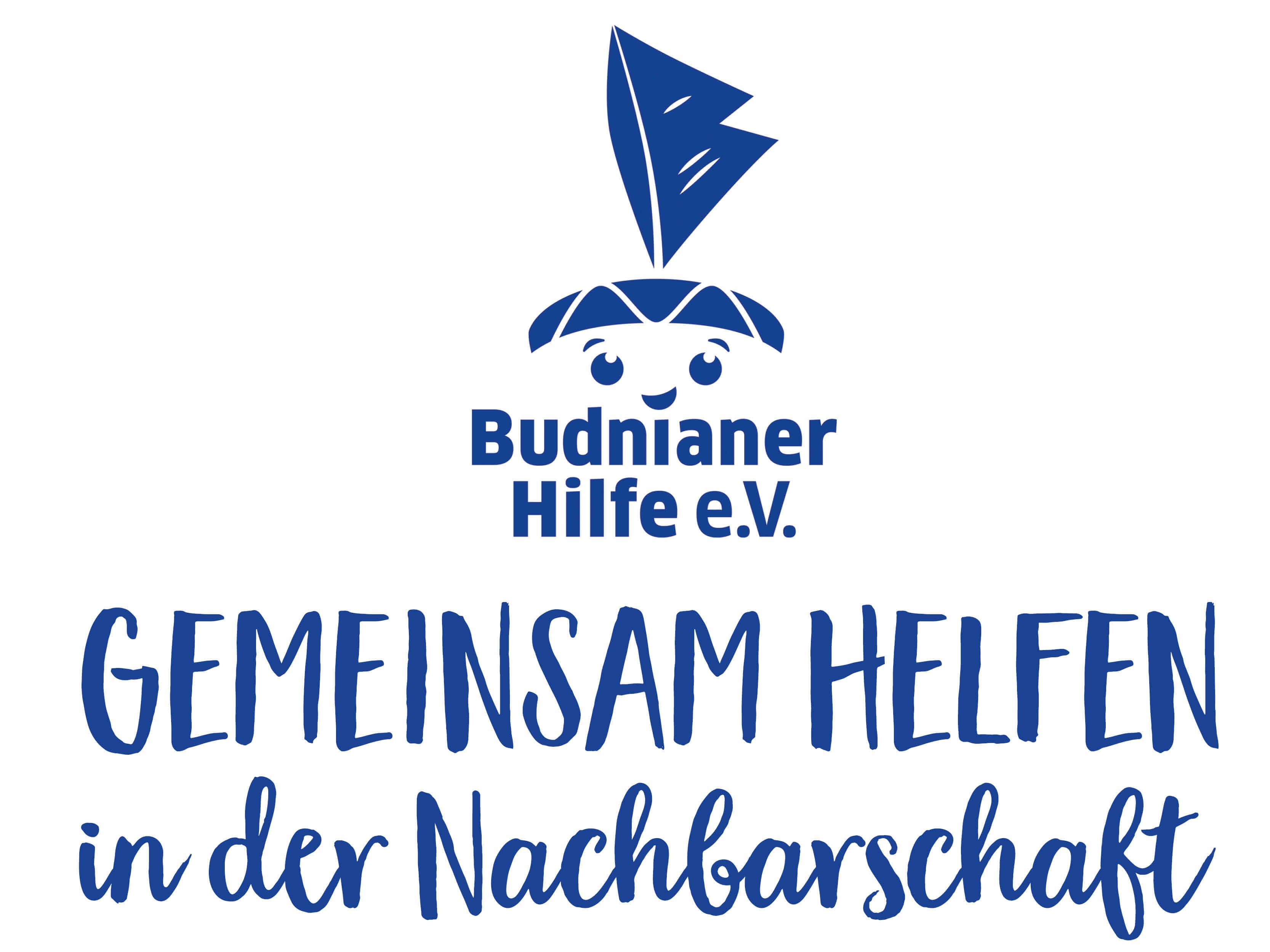 Budnianer Hilfe Patenschaft Logo Budnikowsky