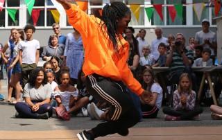 Sommerfest Sommerferien Esche Jugendkunsthaus
