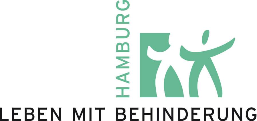 Logo Leben mit Behinderung Hamburg Partner Esche Jugendkunsthaus