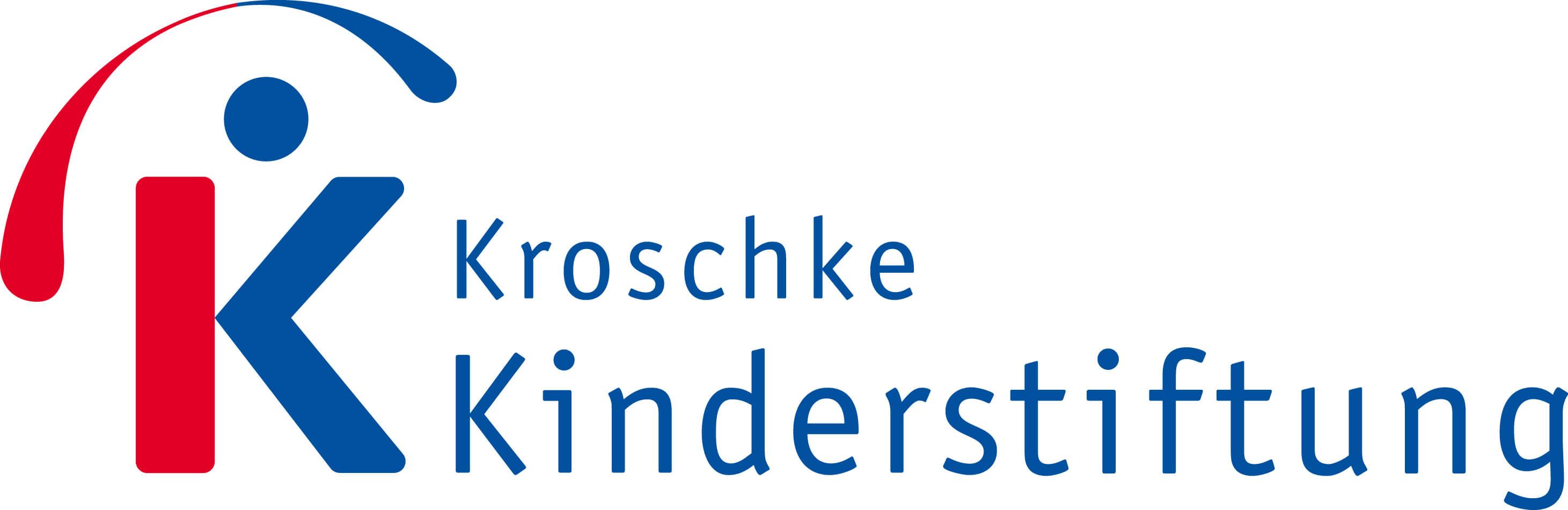 Logo Kroschke Kinderstiftung Partner Esche Jugendkunsthaus